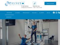 Slika naslovnice sjedišta: Pulsus Medical Autoklav (https://autoklav.hr/)