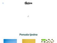Slika naslovnice sjedišta: Garica CBD Shop - Proizvodi od industrijske konoplje (http://garicacbd.com)
