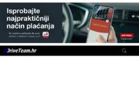 Slika naslovnice sjedišta: DriveTeam (https://www.driveteam.hr)