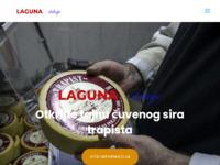 Slika naslovnice sjedišta: Laguna delicije - Uvoz i distribucija originalnog sira Trapista - sir Trapist (http://laguna-delicije.hr)