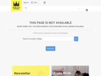 Frontpage screenshot for site: Kruna Mode - O'Neill, Bench, Blend, Henri Lloyd, Garcia Jeans i Ichi - Krunamode Webshop (https://krunamode.hr/hr/)