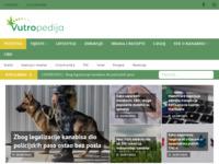 Slika naslovnice sjedišta: VUTROPEDIJA - vutropedija.com (https://vutropedija.com)