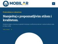 Slika naslovnice sjedišta: Mobilar d.o.o. (https://mobilar.hr/)