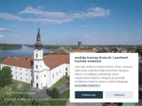Frontpage screenshot for site: andrija-karnas.from.hr (http://andrija-karnas.from.hr)