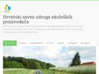 Slika naslovnice sjedišta: Hrvatski savez udruga ekoloških proizvođača (http://hsep.hr)