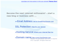 Frontpage screenshot for site: Opuštajte se (http://opustajse.com)