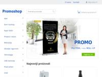 Slika naslovnice sjedišta: Promoshop - Promotivni artikli i poslovni pokloni (http://www.promoshop.hr)