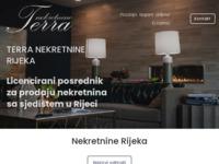 Slika naslovnice sjedišta: Terra nekretnine (http://terra-nekretnine.com)