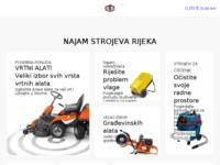 Slika naslovnice sjedišta: Najam alata - Toolbox (http://toolbox.hr)