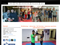 Slika naslovnice sjedišta: KICKBOXING REKREACIJA SPLIT (http://www.kickboxing-rekreacija.com/)