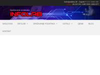 Slika naslovnice sjedišta: Spašavanje podataka - InfoLAB Data recovery (https://www.infolab.hr)