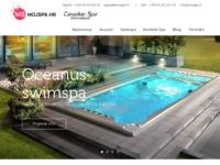 Slika naslovnice sjedišta: Canadian Spa - Jacuzzi i Swimspa | Mojspa.hr (https://mojspa.hr)
