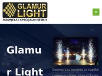Slika naslovnice sjedišta: Glamur Light - Rasvjeta za vjenčanja - Niski dim - Efekti (https://www.glamur-light.com.hr)