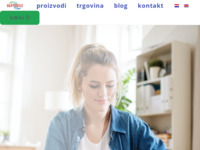 Slika naslovnice sjedišta: Septodez  dezinfekcijska sredstva i oprema za poslovne prostore (https://www.septodez.com)