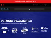 Frontpage screenshot for site: Plinski plamenik - proizvodnja - Plamenik.hr (https://plamenik.hr)