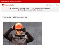 Slika naslovnice sjedišta: Zaštitna oprema, sve za obradu drveta, građevina - Majstor Alata (http://majstoralata.hr)