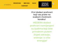 Slika naslovnice sjedišta: Hedera.hr (https://hedera.hr)