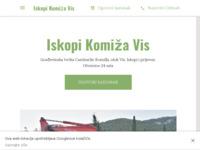 Slika naslovnice sjedišta: Iskopi Komiža Vis - Građevinska tvrtka Cambarlin Komiža, otok Vis. Iskopi i prijevoz. (https://cambarlin.business.site/)