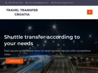 Slika naslovnice sjedišta: Travel Transfer Croatia - Transfers Moha (https://traveltransfercroatia.com/)