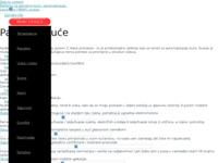 Slika naslovnice sjedišta: gormat-projekt – modernizirajte svoje poslovanje uz gormat rješenja (http://gormat-projekt.hr)