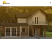 Frontpage screenshot for site: Prodaja montažnih kuća u Hrvatskoj - Montažne kućice (https://montazne-kucice.com/)