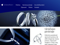 Slika naslovnice sjedišta: Zlatarna Koci Zagreb - zaručnički prsteni, vjenčano prstenje, nakit (https://www.zlatarnakoci.hr)