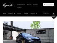 Slika naslovnice sjedišta: Gevalto d.o.o. (http://www.gevalto.com)