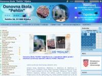 Slika naslovnice sjedišta: Osnovna škola Pehlin, Rijeka (http://os-pehlin-ri.skole.hr/)