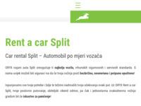 Slika naslovnice sjedišta: ORYX Rent a car Split (https://www.oryx-rent.hr/poslovnice/rent-a-car-split/)