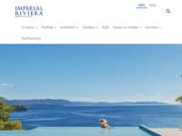 Slika naslovnice sjedišta: Home | Imperial Riviera (http://www.imperial-riviera.hr)