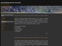 Frontpage screenshot for site: Oldtimer klub Ogulin (http://www.otk-ogulin.hr/index.html)