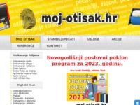 Slika naslovnice sjedišta: Moj otisak Zaprešić (http://www.moj-otisak.hr)