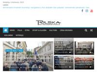 Slika naslovnice sjedišta: Pulska Svakodnevnica - Vijesti iz Pule i Istre (http://pulskasvakodnevnica.com/)