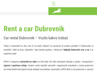 Slika naslovnice sjedišta: ORYX Rent a car Dubrovnik (https://www.oryx-rent.hr/poslovnice/rent-a-car-dubrovnik/)