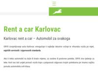 Slika naslovnice sjedišta: ORYX Rent a car Karlovac (https://www.oryx-rent.hr/poslovnice/rent-a-car-karlovac/)