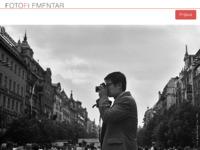 Slika naslovnice sjedišta: Fotoelementar-portal o podučavanju i učenju fotografskog zanata (https://www.fotoelementar.com)
