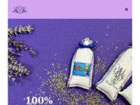 Slika naslovnice sjedišta: Mirisne Vrećice Lavande - OPG Vozdecki (http://www.lavanda-vrecice.com)