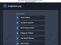 Frontpage screenshot for site: Feel Dugi Otok (https://www.dugiotok.org/)