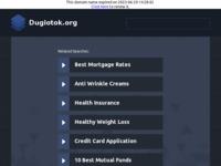 Slika naslovnice sjedišta: Feel Dugi Otok (https://www.dugiotok.org/)