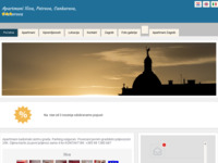 Frontpage screenshot for site: Apartmani Zagreb (http://apartmani-crnomerec-maksimir.com)