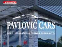 Slika naslovnice sjedišta: Pavlović cars (http://pavlovic-cars.hr)