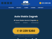 Slika naslovnice sjedišta: Auto Staklo Zagreb - Popravak i Zamjena Auto Stakla (https://autostaklozagreb.com/)