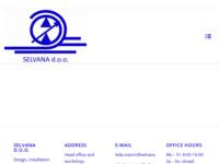 Slika naslovnice sjedišta: Hidraulika i Pneumatika - Servis Dizalica - Selvanadoo (http://selvanadoo.hr)