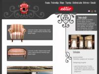 Slika naslovnice sjedišta: Aktiv d.o.o. - tapeciranje i izrada namještaja, šivanje zavjesa (https://www.aktiv-zg.hr/)