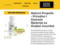 Slika naslovnice sjedišta: Prirodno rješenje za prehlade i snažan imunitet - Nativni Propolis (https://hedera.hr/pages/proizvodi-nativni-propolis)
