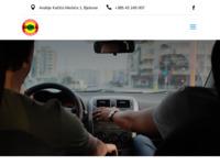 Frontpage screenshot for site: Autoškola Signia - Autoškola Bjelovar (https://autoskola-signia.hr)