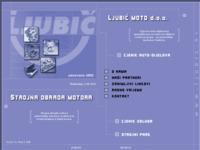 Slika naslovnice sjedišta: Strojna obrada motora Ljubić i Ljubić Moto d.o.o (http://www.ljubic.hr/)