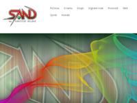 Slika naslovnice sjedišta: Sand d.o.o. (http://www.sand.hr/)
