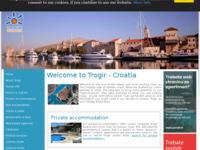 Slika naslovnice sjedišta: Trogir Online (http://www.trogir-online.com)