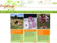 Slika naslovnice sjedišta: Cvijet.Info (http://www.cvijet.info/)